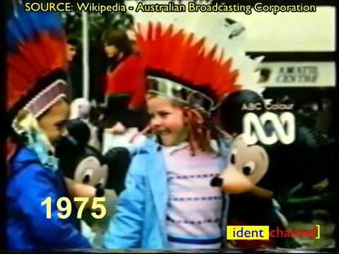 Australian Broadcasting Corporation ident by identchannel