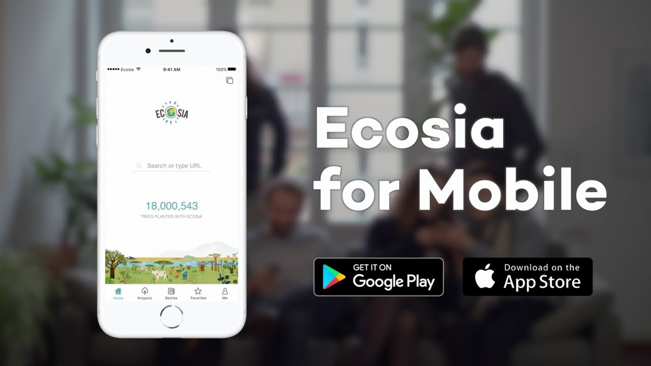 ecosia safari