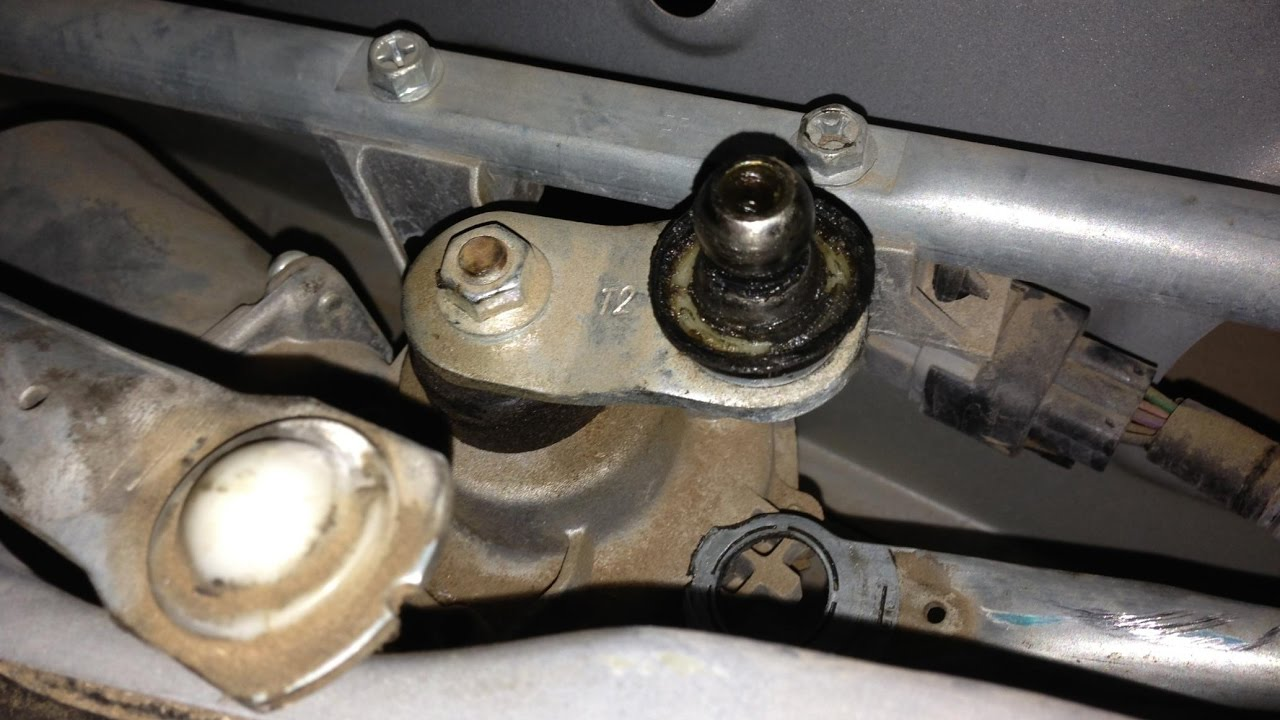 wiper arm linkage quick fix [ 1280 x 720 Pixel ]
