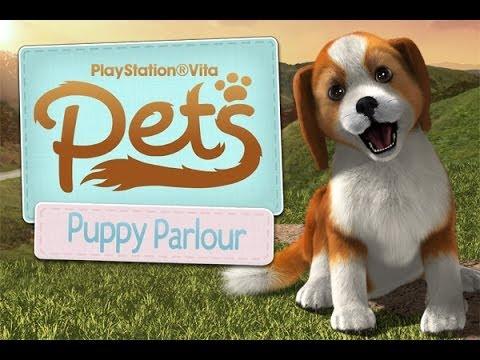 PS Vita Pets -  Твой домашний щенок на Android ( Review)