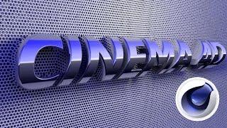 Как сделать красивый 3D текст и добавить на фотографию в программе Cinema 4D