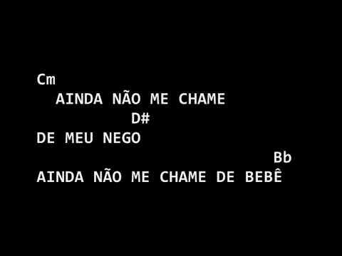 APELIDO CARINHOSO (Cm) Devinho Novaes