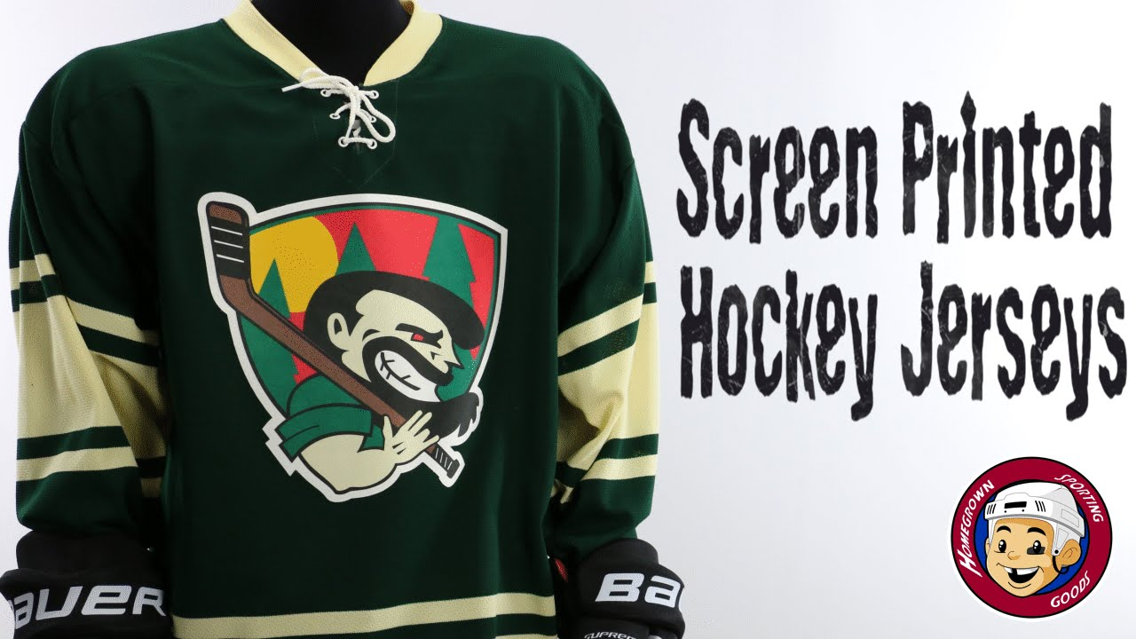 hockey jersey logos