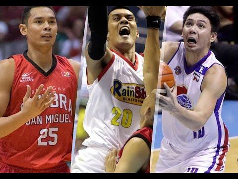 Aguilar, Almazan, Sangalang shore up Luzon All-Stars' frontline