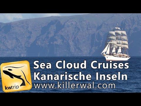 Sea Cloud II: Luxus-Kreuzfahrt zu den Kanaren: Gran Canaria, Teneriffa & La Gomera [HD]