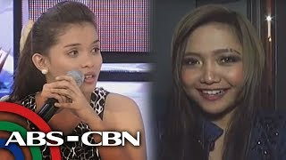 Kris TV: Charice tells KZ: 'I'll always be your mentor'