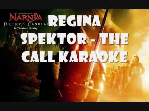 Regina Spektor - The Call (Instrumental w/ Download Link!)
