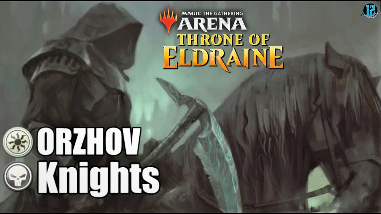 Magic Arena Throne Of Eldraine Orzhov Knights Vs Izzet Phoenix Cavalcade Simic Ramp Bo1 Youtube Magic the gathering, magic cards, singles, decks, card lists, deck ideas, wizard of the coast, all of the cards you need at great prices customers who purchased guildpact: youtube
