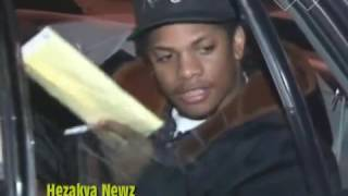 RARE Eazy-E and Jerry Heller Footage arriving In Washington DC for white house visit