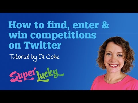 How To Find, Enter And Win Competitions On Twitter