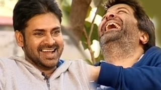 Pawan Kalyan and Trivikram Hilarious Interview in Farm House | Rare & Exclusive | TFPC