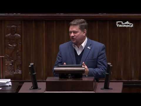 Bartosz Józwiak – wystąpienie z 8 grudnia 2017 r.