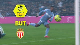 But Keita BALDE (4') / Olympique de Marseille - AS Monaco (2-2)  / 2017-18