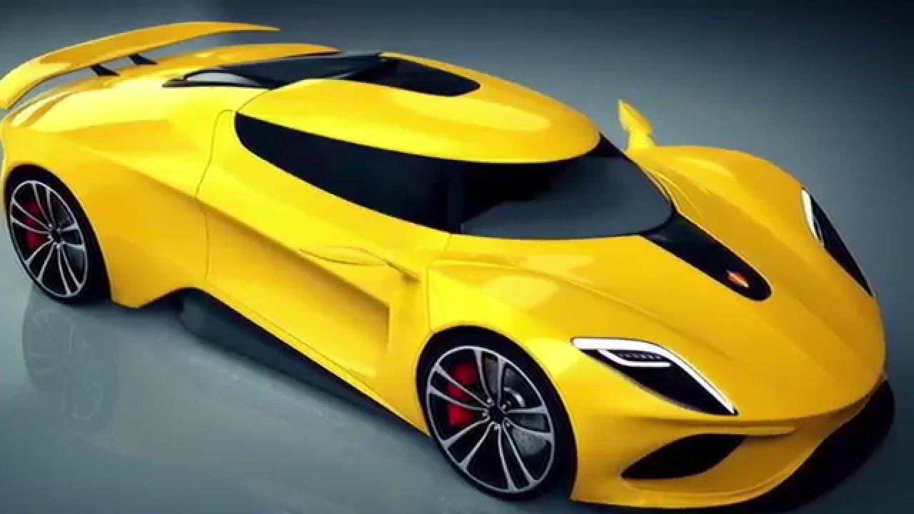 Phenomenal New Koenigsegg Legera Concept! - YouTube