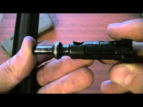 Basic AR-15 Bolt Disassembly/Assembly