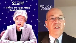 Republic of Korea: Minister of Foreign Affairs Kang Kyung-wha