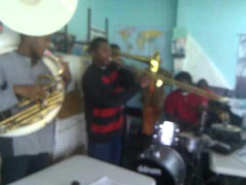 Yazoo City High School Band Ensemble - This Christmas- 12-23-11.3gp