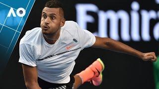 Elias v Kyrgios match highlights (1R)   Australian Open 2017