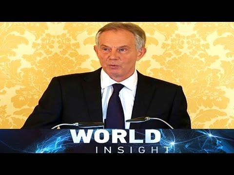 World Insight— Iraq War inquiry; Interview with Royal DSM CEO 07/08/2016