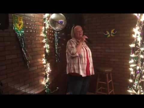 Golden Pond Karaoke ..1/6/2015... Judy Brown