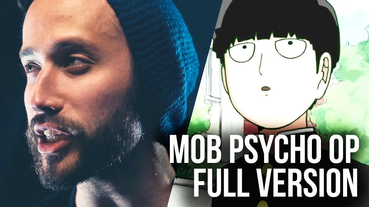 Mob Psycho 100 FULL ENGLISH OP