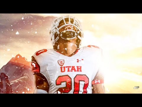 Utah Safety Marcus Williams Career Highlights ᴴᴰ