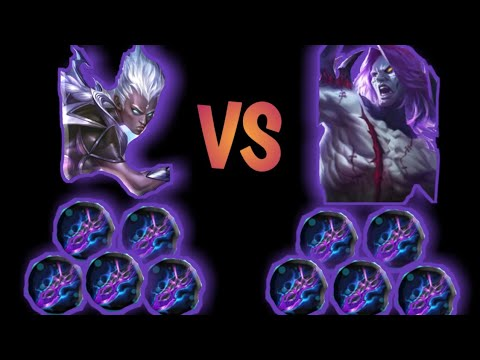 Karrie 250% attack speed vs Moscow 250% attack speed - Mobile legends