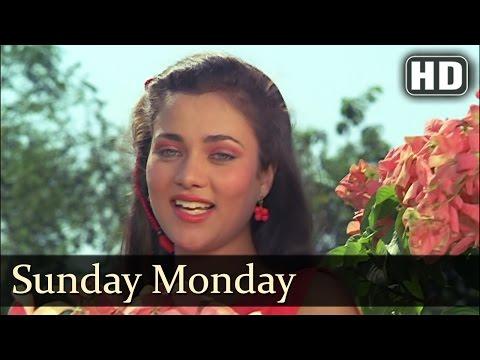 Sunday Monday Tuesday  Aman Virk  Mandakini  Mazloom  80's Bollywood Love