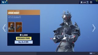 SPIDER & EASTER SKINS (Fortnite Item Shop 28th November)