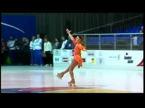 Paola Fraschini - Mondiali 2009 - Friburgo