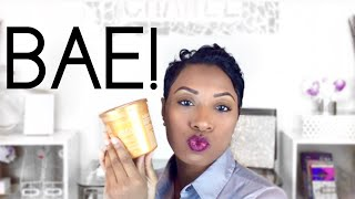 Mizani Butter Blend is BAE! | Short Hair Relaxer | Kaye Wright