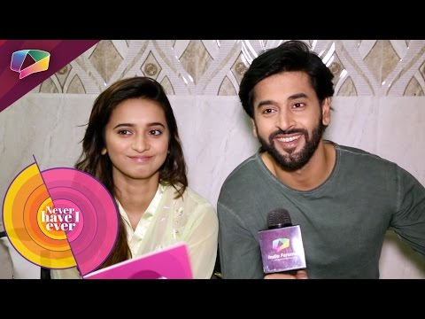 Shivani Surve and Shashank Vyas plays Never Have I Ever | India Forums