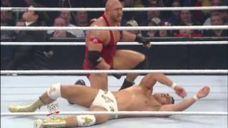WWE Main Event - Ryback vs. Alberto Del Rio: Dec. 12, 2012