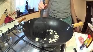 Жареный рис по Тайски
