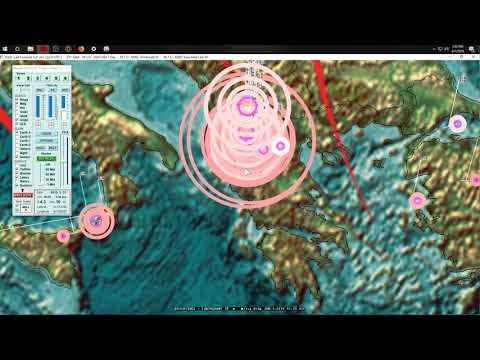 6/01/2019 -- California Earthquake Swarm -- West Pacific Seismic unrest -- BE PREPARED - 동영상