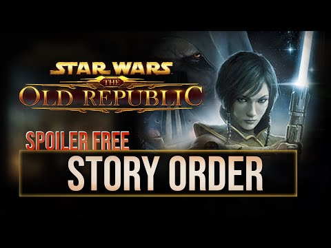 The COMPLETE SWTOR Story Order - Spoiler Free (2021)