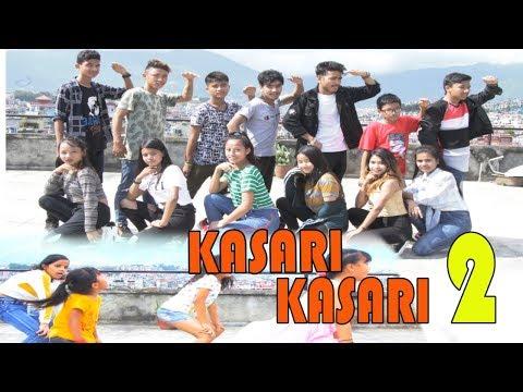KASARI KASARI 2   Tanka Budathoki   Melina Rai   Laxman Bhandari Choreography thumbnail