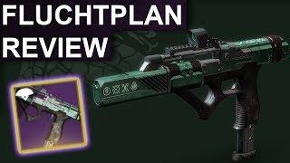 Destiny 2 Shadowkeep: Fluchtplan Review / Waffentest (Deutsch/German)
