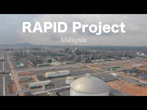 RAPID Petronas Project Update - Progress as 29 Nov 2018