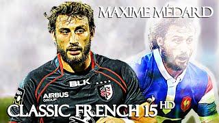 Maxime Médard   𝗖𝗟𝗔𝗦𝗦𝗜𝗖 𝗙𝗥𝗘𝗡𝗖𝗛 𝟭𝟱 ᴴᴰ