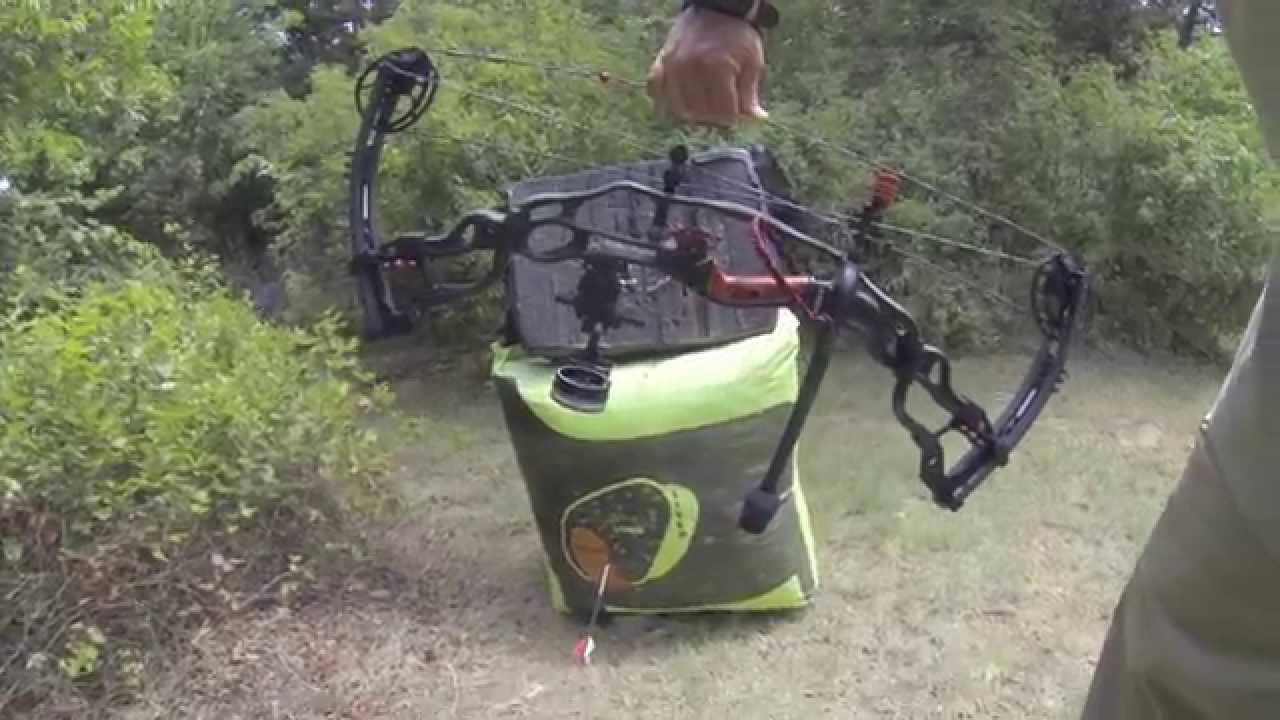 Shooting The New Bow A Hoyt Carbon Spyder Turbo Bonehead Outdoors