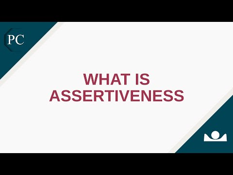 What Is Assertiveness? | PSYCHOLOGY CORNER