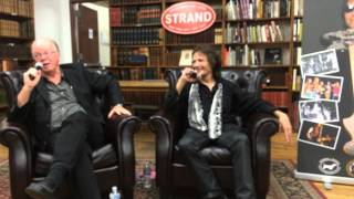 Dennis Dunaway book talk at the Strand Book Store 6/9/15