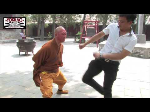 Yokkao in China: Shaolin Monk Kicked in the Balls! Mp3