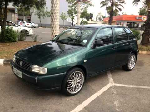 2001 Volkswagen Polo Playa Milllenium 1 6 I Auto For Sale