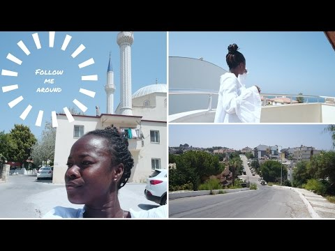 Follow me around/ ladies beach tour/Turkey/Kusadasi
