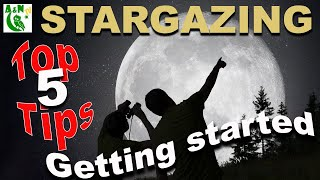 Stargazing - getting started in astronomy