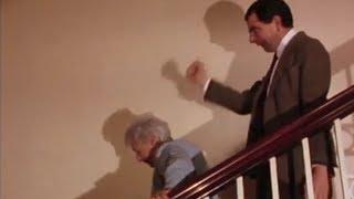 Mr. Bean – Treppen steigen