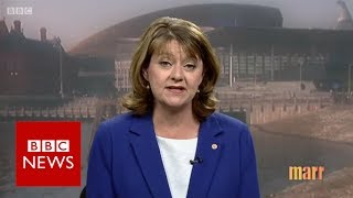 Plaid Cymru leader Leanne Wood calls for more resources for police   BBC