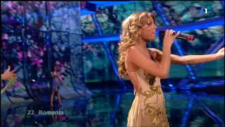 Romania Elena - The Balkan Girls Final Eurovision 2009